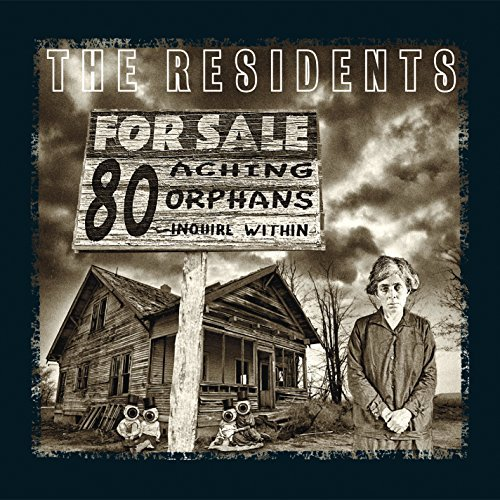 The Residents-80 Aching Orphans-4CD-FLAC-2017-NBFLAC Download