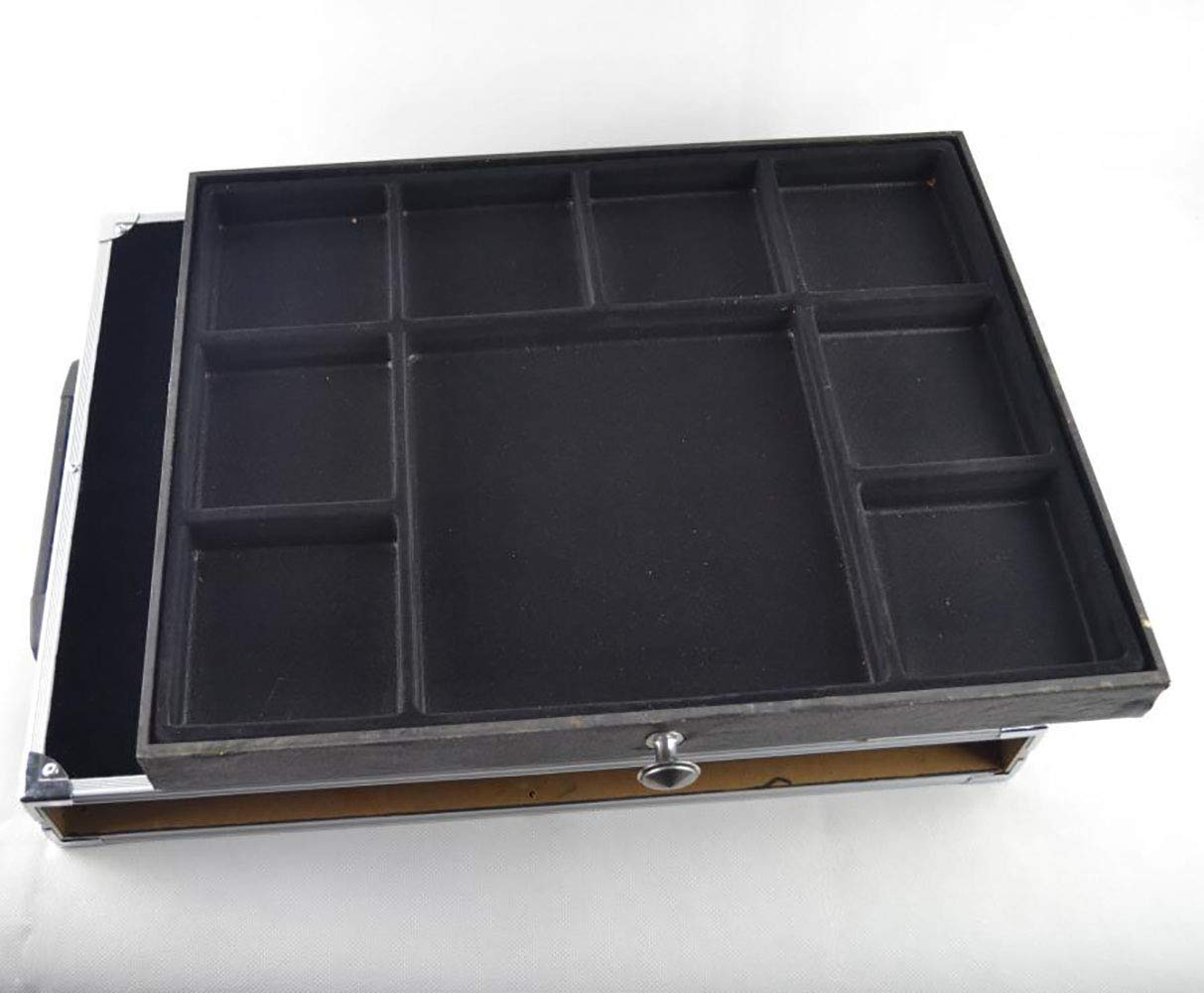 Enjoyer Close Up Case with Drawer Magic Tricks for Professional Magician Carrying Box Illusion Props Stage Magic Gimmick Accessories by Enjoyer (Image #3)