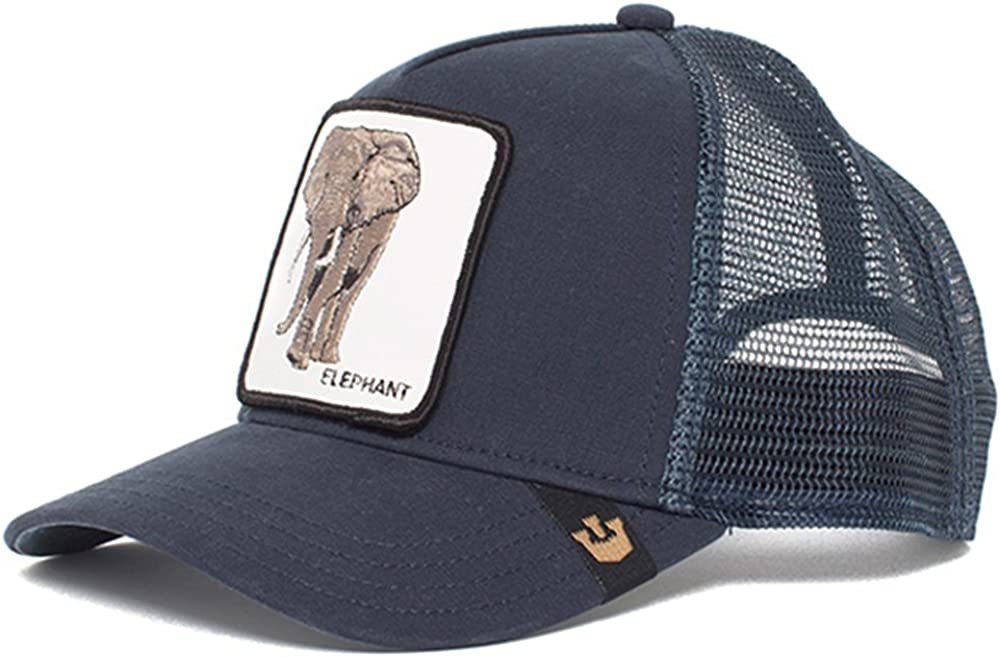 Goorin Bros Gorra Trucker Elephant: Amazon.es: Ropa y accesorios