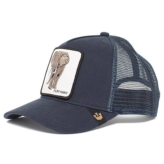 Goorin Bros. Men s Baseball Cap Blue Elephant One Size  Amazon.co.uk ... afde26dd391