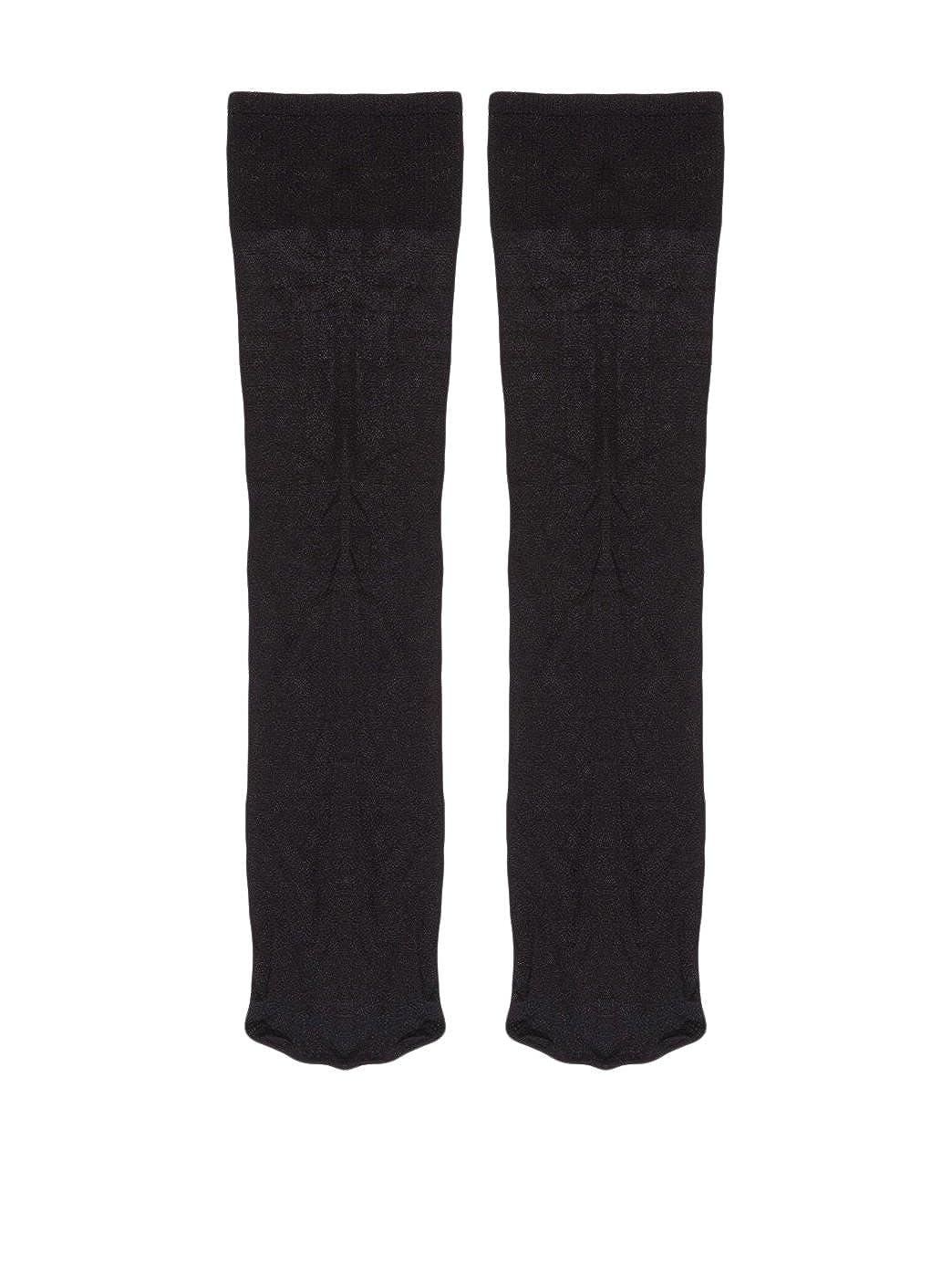 Marie Claire e Kler Pack x 6 Calcetines Negro EU 39-42: Amazon.es: Ropa y accesorios