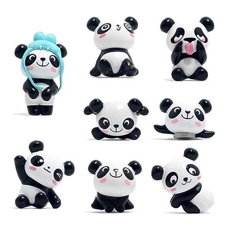 Muovst - Imanes de panda bonitos y divertidos para la nevera, para ...