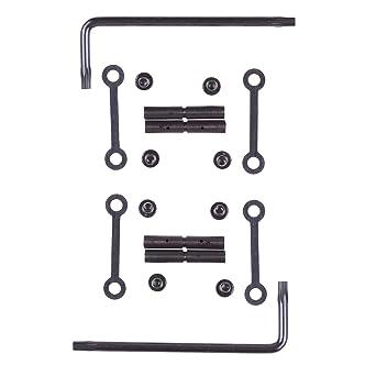 High Precision .154 Non-Rotating Anti-Rotation Anti-Walk Pins Small Pin Hole Set