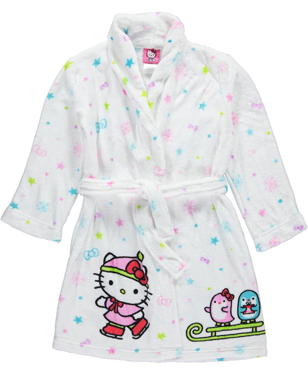 Hello Kitty And Friends Winter Magic Plush Toddler Robe for girls (2T) K182833HK2T