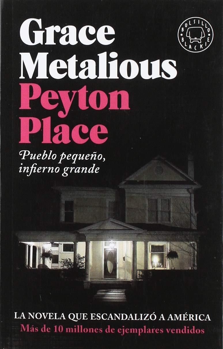 Amazon.com: Peyton Place (9788417552565): Grace Metalious ...