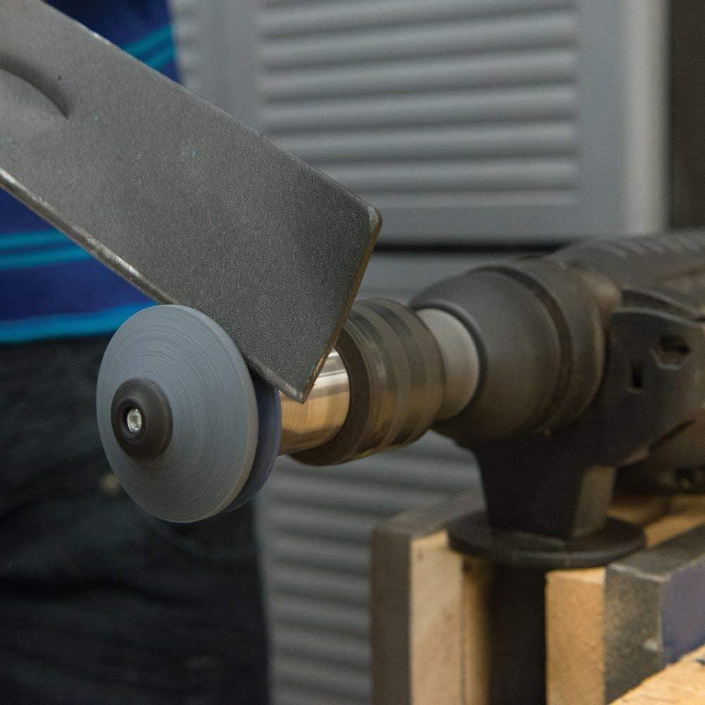 Amazon.com: Afilador de cuchilla para cortacésped, cortadora ...