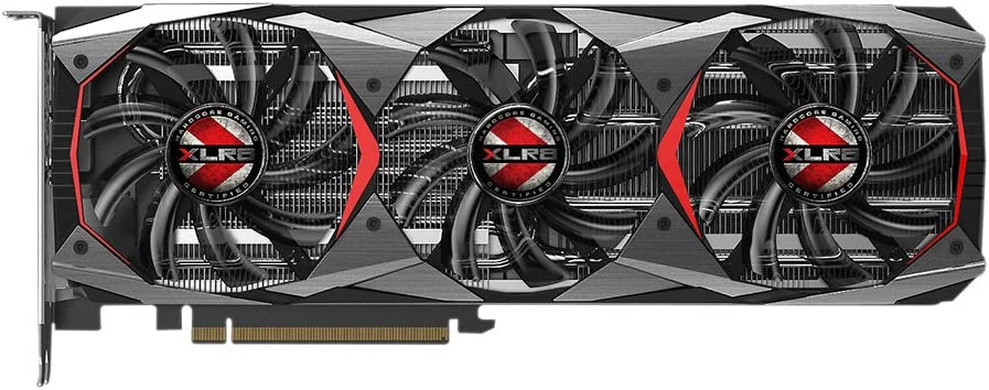 PNY GeForce GTX 1080 Ti XLR8 Gaming OC GeForce GTX 1080 Ti 11GB GDDR5X - Tarjeta gráfica (GeForce GTX 1080 Ti, 11 GB, GDDR5X, 352 bit, 7680 x 4320 Pixeles, PCI Express x16 3.0)