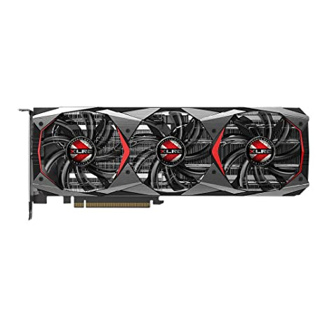 PNY GeForce GTX 1080 Ti XLR8 Gaming OC GeForce GTX 1080 Ti 11GB GDDR5X - Tarjeta gráfica (GeForce GTX 1080 Ti, 11 GB, GDDR5X, 352 bit, 7680 x 4320 ...