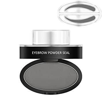 Huayang| the Best Eyebrow Makeup Kit, Dark Gray, Eyebrow Pencil, Best  Eyebrow Cake Powder with