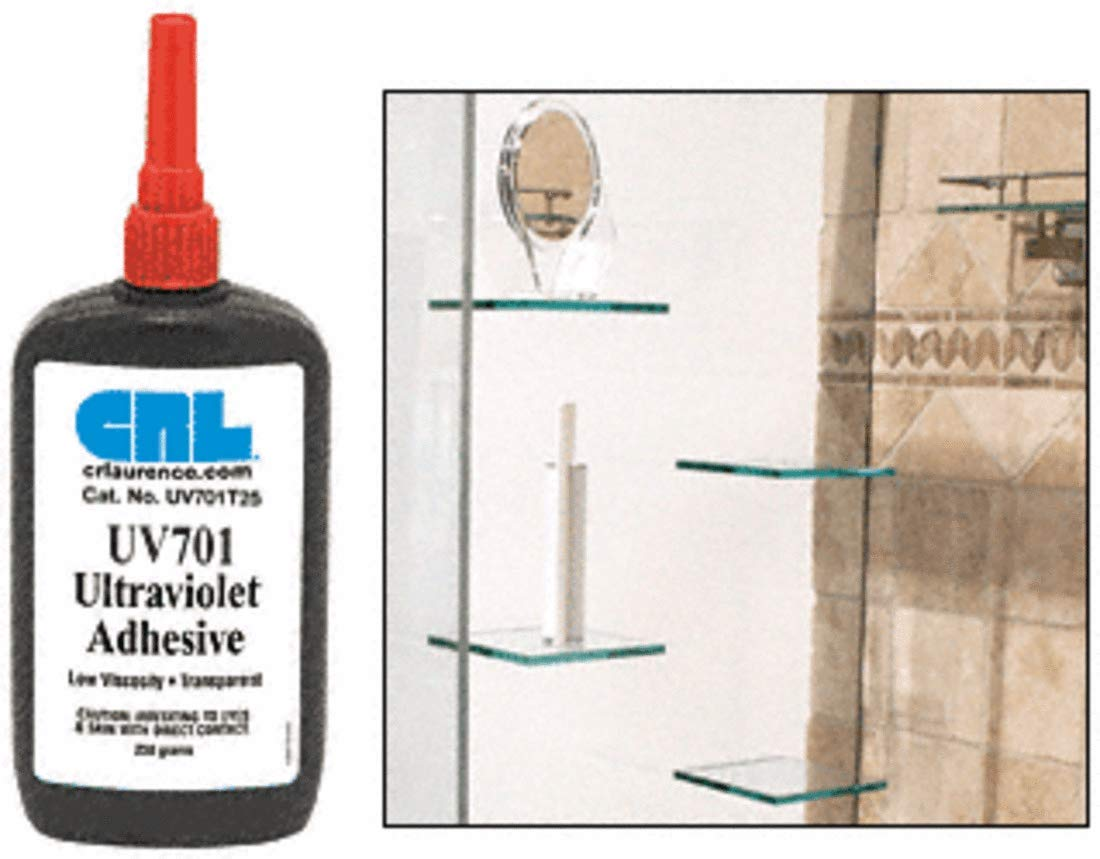 CRL Clear UV740 Low Viscosity UV Adhesive - 30g