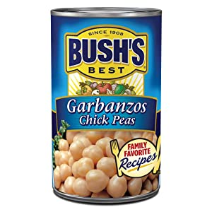 Bush's Best Garbanzo Beans (Chickpeas) 16 oz.