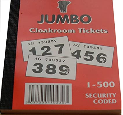 Tickets rifa