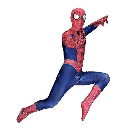 WEGCJU Clásico Toby Spiderman Medias Cosplay Cofre Estéreo ...