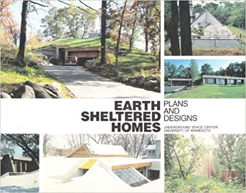 Amazon.com: Earth Sheltered Homes: Plans and Designs ...