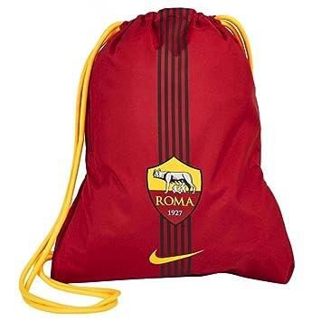 3c1ca8175b 2017-2018 AS Roma Nike Allegiance Gym Bag (Maroon), Equipment Bags - Amazon  Canada