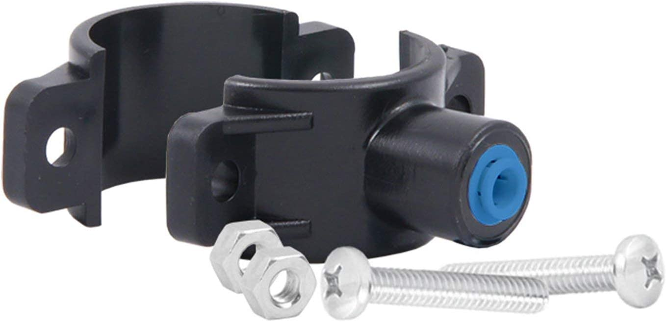 "APEC Drain Saddle Valve with 1/4"" Quick Connect for Under-sink Reverse Osmosis System (SADDLE-DRAIN)"