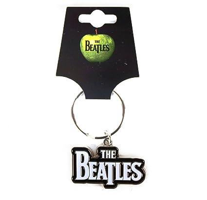 Llavero Beatles Logo metal