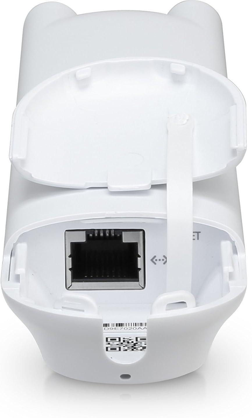 Ubiquiti - Punto de acceso (1167 Mbit/s, IEEE 802.3af, Blanco, Pared, 46 mm, 34 mm)