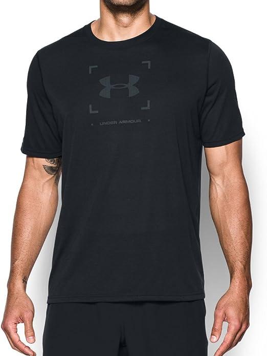 Under Armor Threadborne Target Logo - Camiseta para Hombre