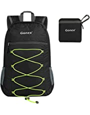 Gonex 20L Packable Backpack for Men Women Foldable Carry on Camping Outdoor Cycling School