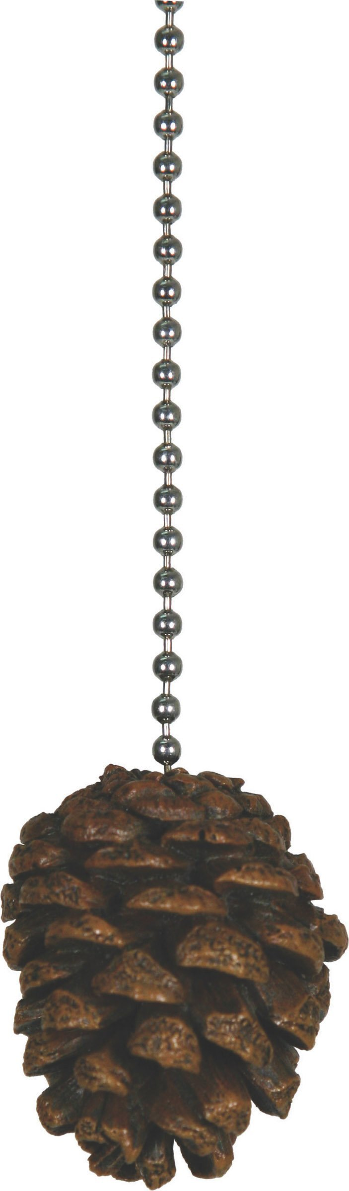River's Edge Products Pinecone Fan Pull