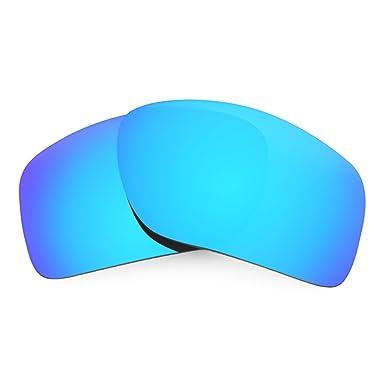 04d0e6aea6 Revant Lentes polarizados para Oakley Big Taco (Azul Hielo) MirrorShield®   Amazon.es  Ropa y accesorios