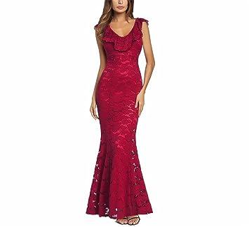 DYEWD Vestidos,Vestido de Mujer, Vestido de Verano 2018, Vestido de diseño Creativo