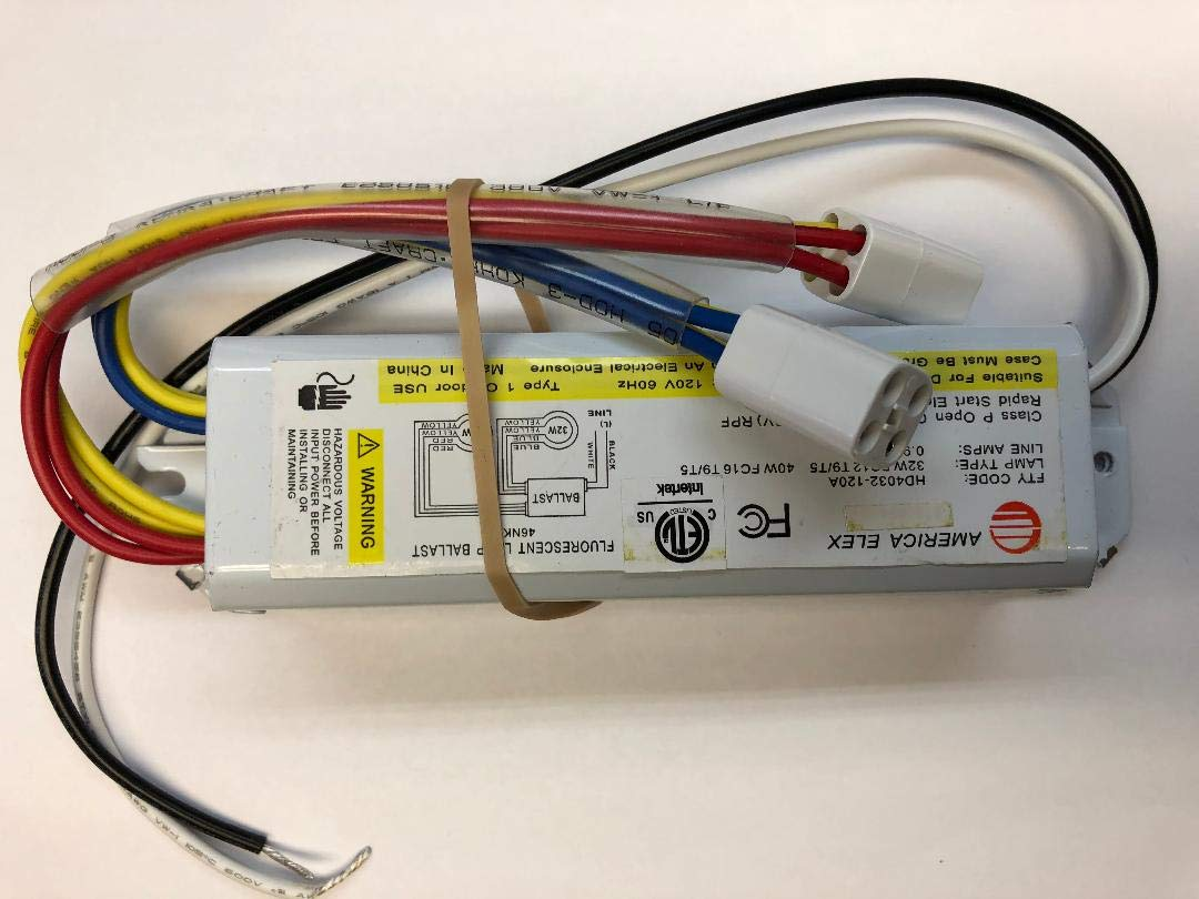 72 Watt Circline Ballast - HD4032-120A