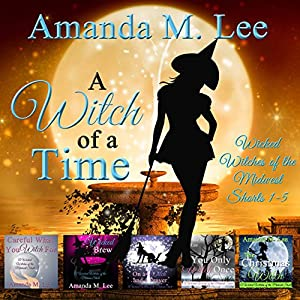 A Witch of a Time Audiobook