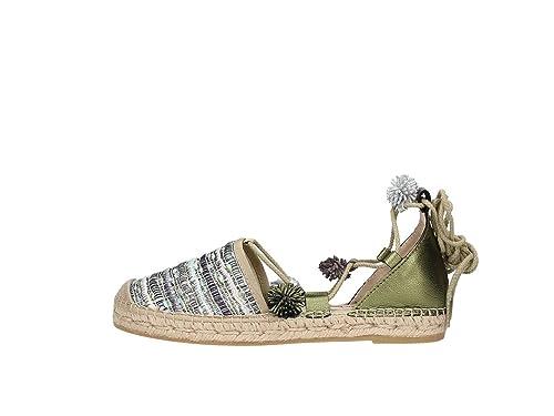 Vidorreta 20670 Valenciana Mujer Verde 38: Amazon.es: Zapatos y complementos
