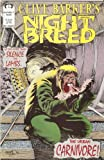 Clive Barker's Nightbreed #17 July 1992