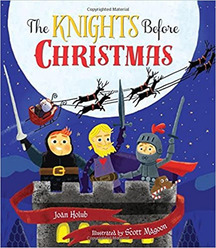 The Knights Before Christmas Book Cover