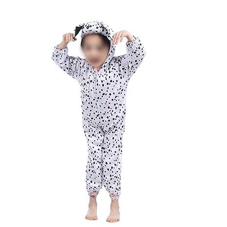 Disfraz de dálmata, para niños, disfraz de animal, para Halloween ...