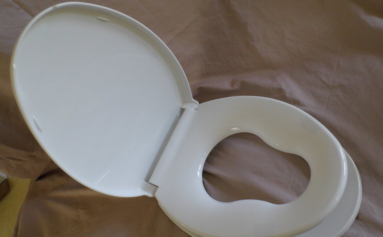 Amazon.com : Combination Replacement Toilet Seats. For Baby and ...