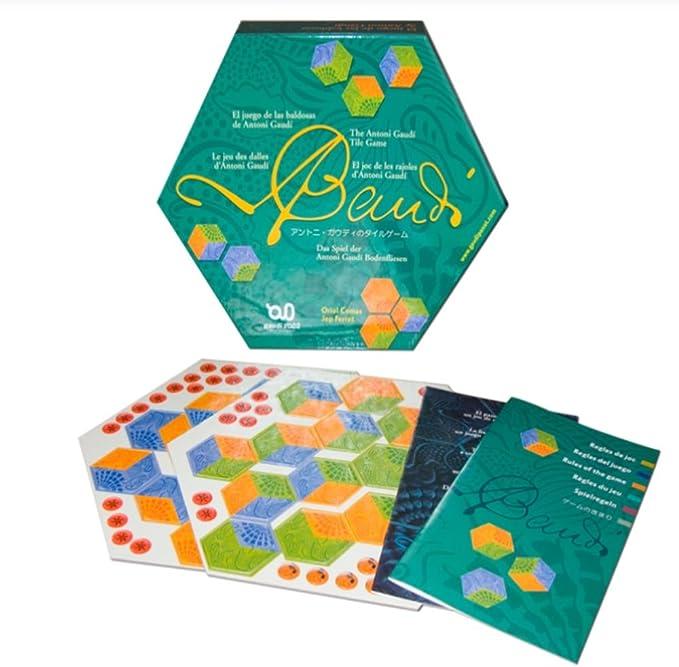 Devir- Gaudí, Juego de Mesa (934467): Amazon.es: Juguetes y juegos