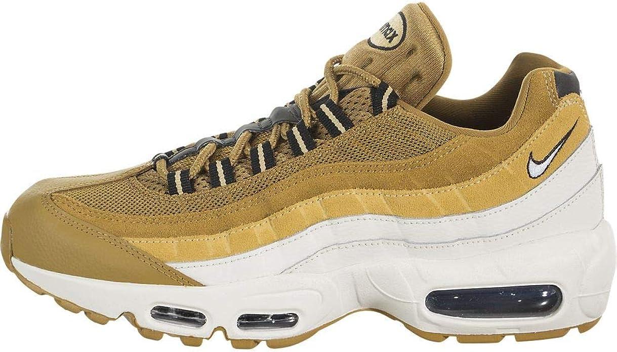 Nike Air MAX 95 Essential Zapatillas y Calzado Deportivo, (Wheat ...