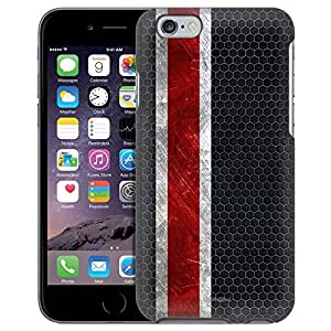 Apple iphone 6 4.7 case Snap On Cover by Trek Armor on Black Case