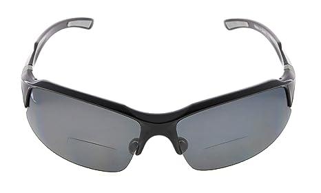 Eyekepper TR90 Irrompible Deportes Policarbonato Polarizado Gafas Bifocales Béisbol Pesca Running Driving Golf Softball Excursión Gafas