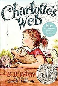 Paperback Charlotte's Web (Trophy Newbery) Book