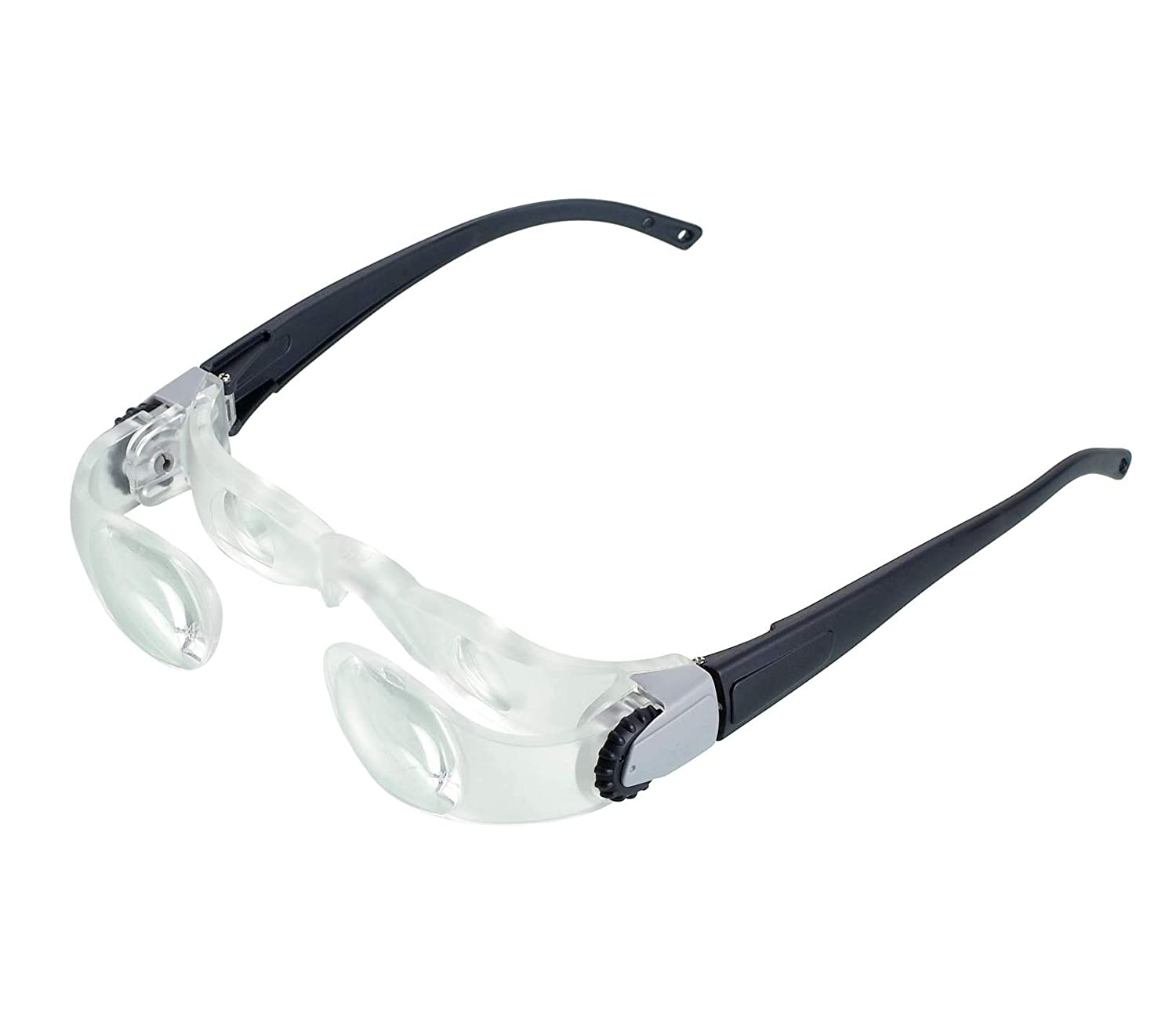 150X Head-Mounted Magnifying Glass with Double Optical Resin Lens,for Fishing Reading