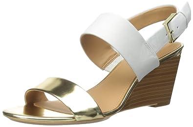 ffcccf1147a Calvin Klein Women s Pearla Wedge Sandal