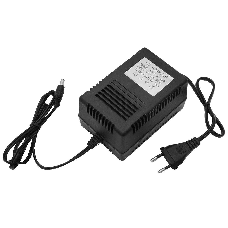Ampere: 1A AC 5V//500mA AC 5V Steckernetzteil 5,5mm Hohlstecker Wechselspannung Netzteil Trafo