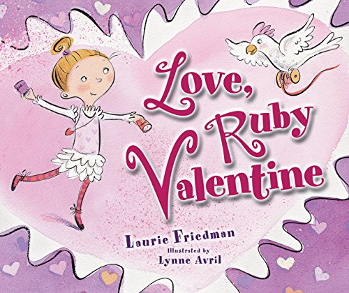 Love, Ruby Valentine (Big Tree Big Sleep)