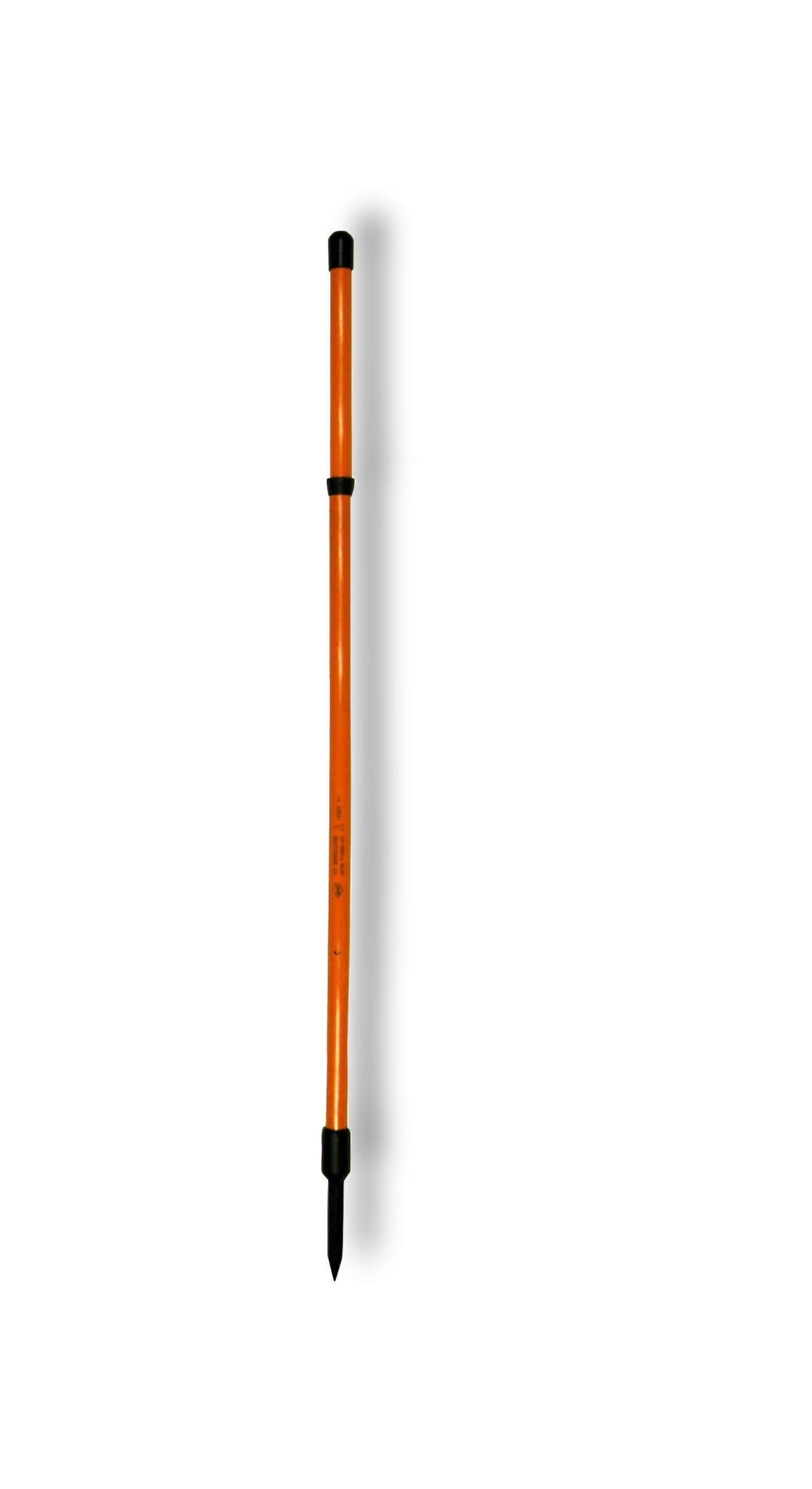 Nupla NC-DBP6 Digging Bar with Solid Handle and EC Grip, 72'' Handle Length