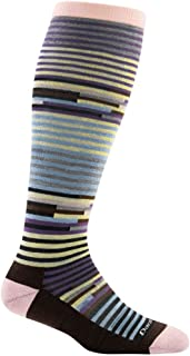 product image for Darn Tough Pixie Knee High Light Cushion Sock - Women's Brown Small