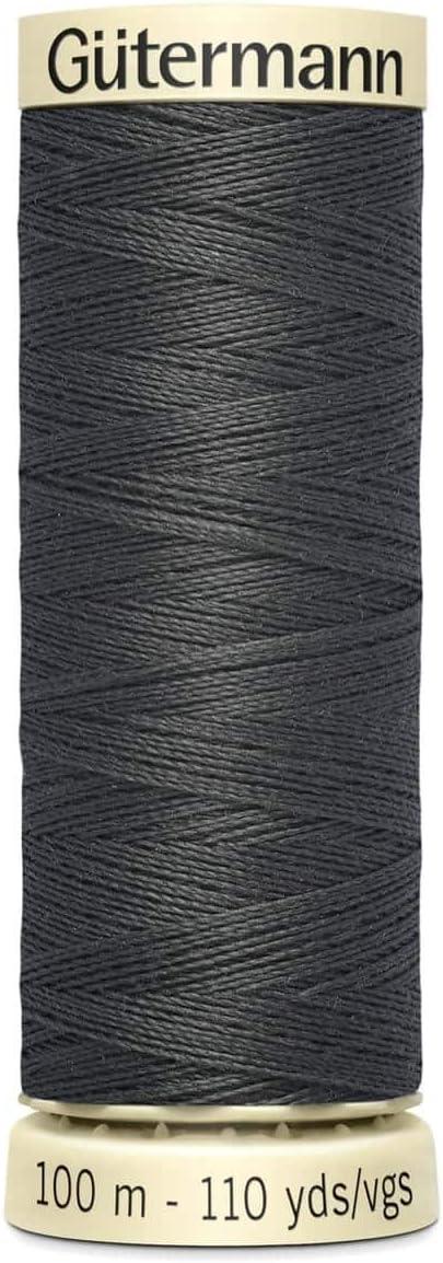Gutermann Sew-all Thread 100m Colour 332 WAIKIKII BLUE 100/% Polyester