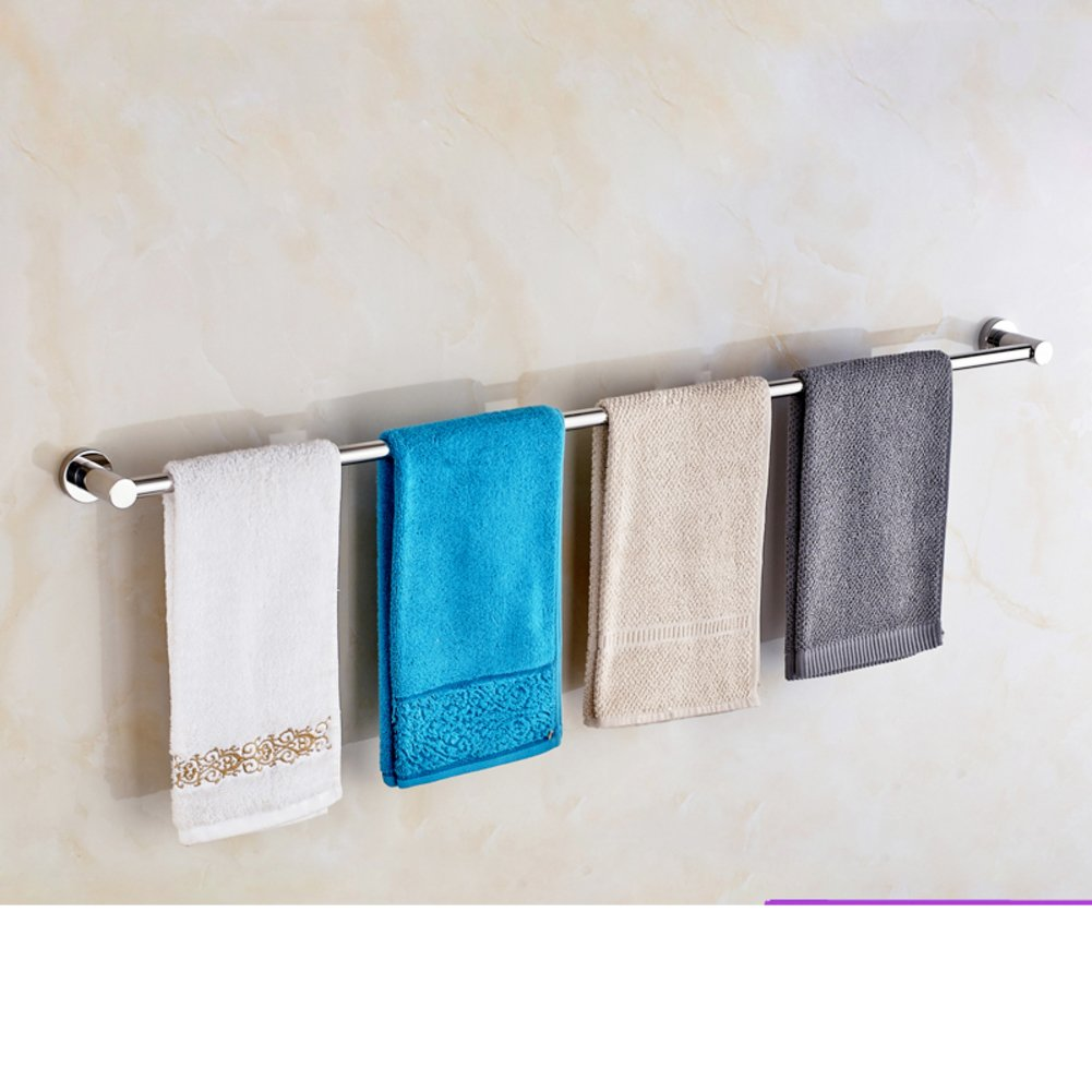 on sale Stainless steel Towel Bar/Bathroom Towel Bar/Double rod towel rack bathroom accessories-G
