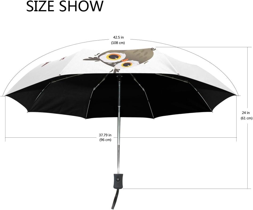DOENR Qwl Party Compact Travel Umbrella Sun and Rain Auto Open Close Umbrellas Windproof UV Protection Umbrella