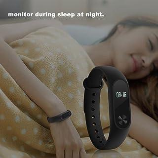 Ben-gi 0.42 Pollici OLED Intelligente Wristband Bluetooth cardiofrequenzimetro Fitness Salute Tracker Intelligente Bracciale
