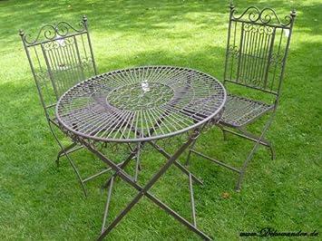 Eisentisch Garten.Gartentisch Landhaus Tisch Eisentisch Bistrotisch Garten